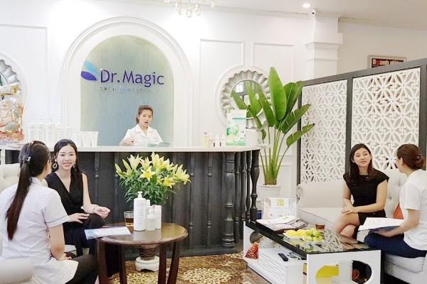 Spa uy tín tại Hà Nội Dr Magic Skin Clinics